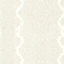 Benedict Cream Ornate Paisley Stripe 2665-21431