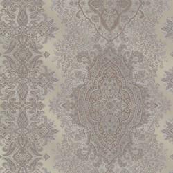 Benedict Pewter Ornate Paisley Stripe 2665-21433