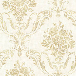 Manor Cream Floral Damask 2665-21442