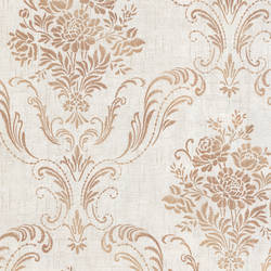 Manor Fog Floral Damask 2665-21443