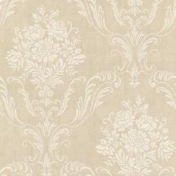 Manor Beige Floral Damask 2665-21445