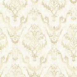 Wiley Cream Lace Damask 2665-21447