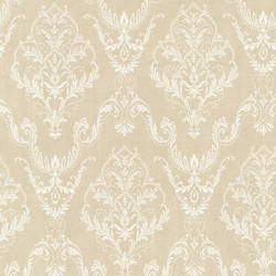 Wiley Beige Lace Damask 2665-21449