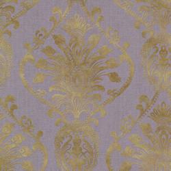 Noble Purple Ornate Damask 2665-21459
