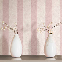 Lucido Pink Satin Stripe 2623-001276