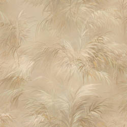 Kaley Bronze Satin Leaves 2532-17657