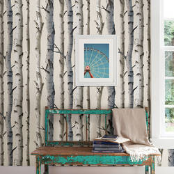 Irvin Grey Birch Tree 2532-20418