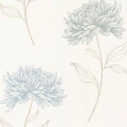 Dehlia Blue Floral Toss 2532-20431