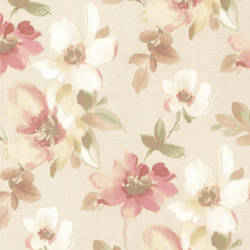 Lynette Peach Watercolour Floral 2532-20448
