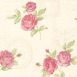 Venetia Pink Vintage Rose Toss 2532-20450