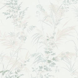 Tory Ivory Tropical Leaves 2532-42737