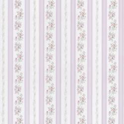 Merle Lavender Floral Stripe 2532-56030