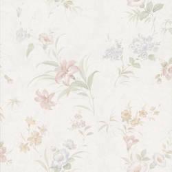Arlette Pastel Satin Floral Toss 2532-73317