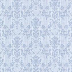 Jovina Blue Tonal Damask 2614-21021