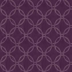 Eaton Purple Geometric 2532-20642