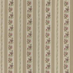 Merle Bronze Floral Stripe 2532-56032