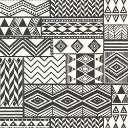 Terrestrial Cream Geometric 356121