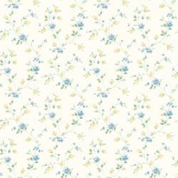 Carla Blue Spring Bloom Trail Wallpaper BBC21561