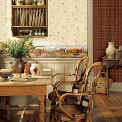 Welling Cream Maple Toss Wallpaper BBC49451
