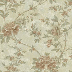 Brown Floral Trail 292-80304