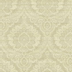 Beige Traditional Damask 292-80408