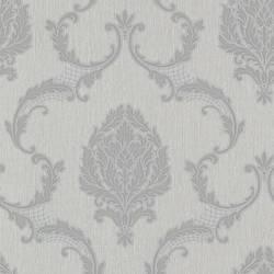 Kingsley Silver Elegant Damask 492-2009