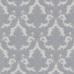 Bigelow Blue Fabric Damask 492-2010