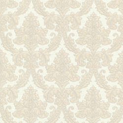 Bigelow Champagne Fabric Damask 492-2011