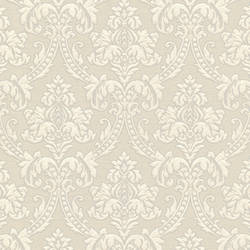 Bigelow Beige Fabric Damask 492-2311