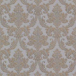 Bigelow Pewter Fabric Damask 492-2309