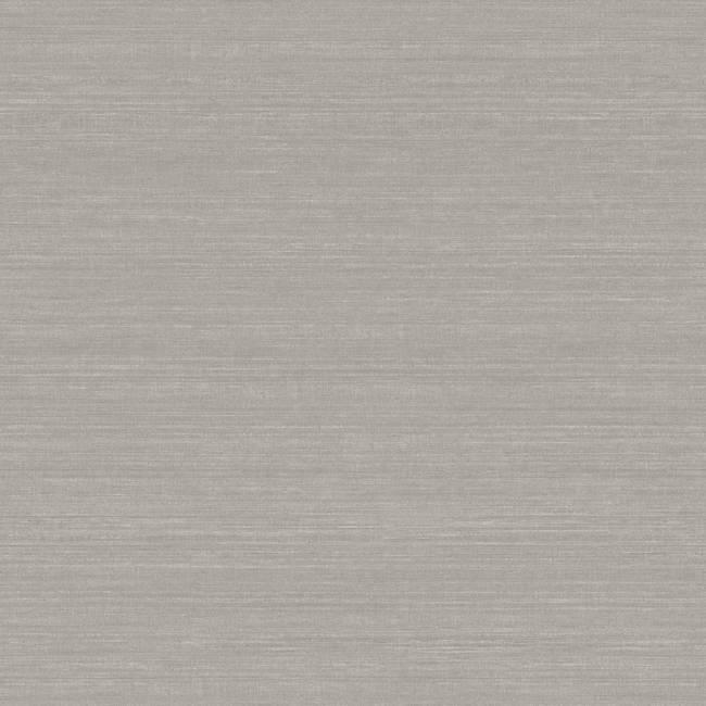 Shalene Charcoal Faux Silk Fabric Wallpaper BRL98023