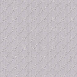 Alexi Violet Ornate Criss Cross Wallpaper BRL98045