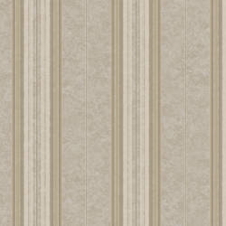 Poppy Grey Baroque Stripe Wallpaper BRL98132