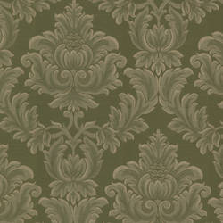 Oldham Green Damask 2601-20802