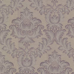 Oldham Purple Damask 2601-20805