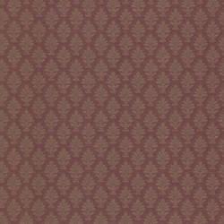 Lowell Burgundy Fleur De Lis 2601-20807