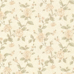 Devon Peach Floral Trail 2601-20823