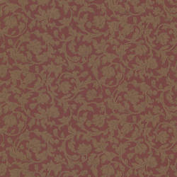 Parkside Red Scroll 2601-20880