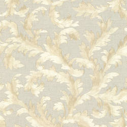 Harper Light Grey Acanthus Trail 2601-20892