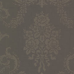 Chambers Espresso Floral Damask 495-69039