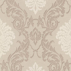 Rennie Beige Damask 495-69045