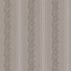 Rennie Stripe Brass Scrolling Stripe 495-69048