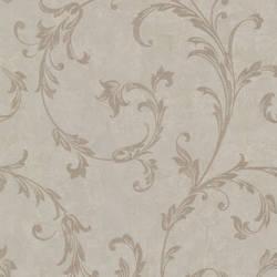 Milton Light Brown Shimmer Scroll 495-69064
