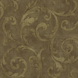 Brown Large Scroll 292-81506
