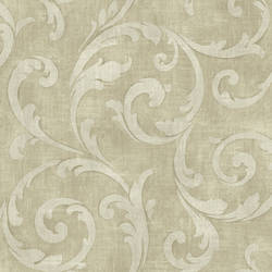 Neutral Large Scroll 292-81507