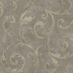 Mauve Large Scroll 292-81509