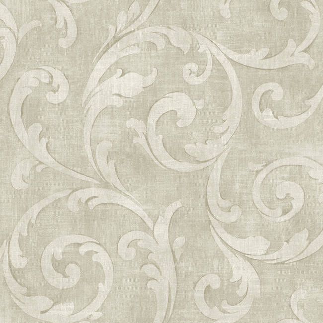 Beige Large Scroll 292-81510
