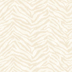 Mia Mauve Faux Zebra Stripes Wallpaper CHR11677