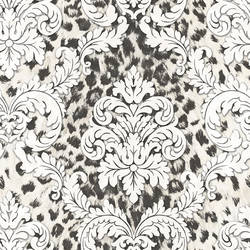 Gabriella Black Ogge Busy Toss Wallpaper CHR11703