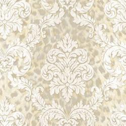 Gabriella Yellow Ogge Busy Toss Wallpaper CHR11704